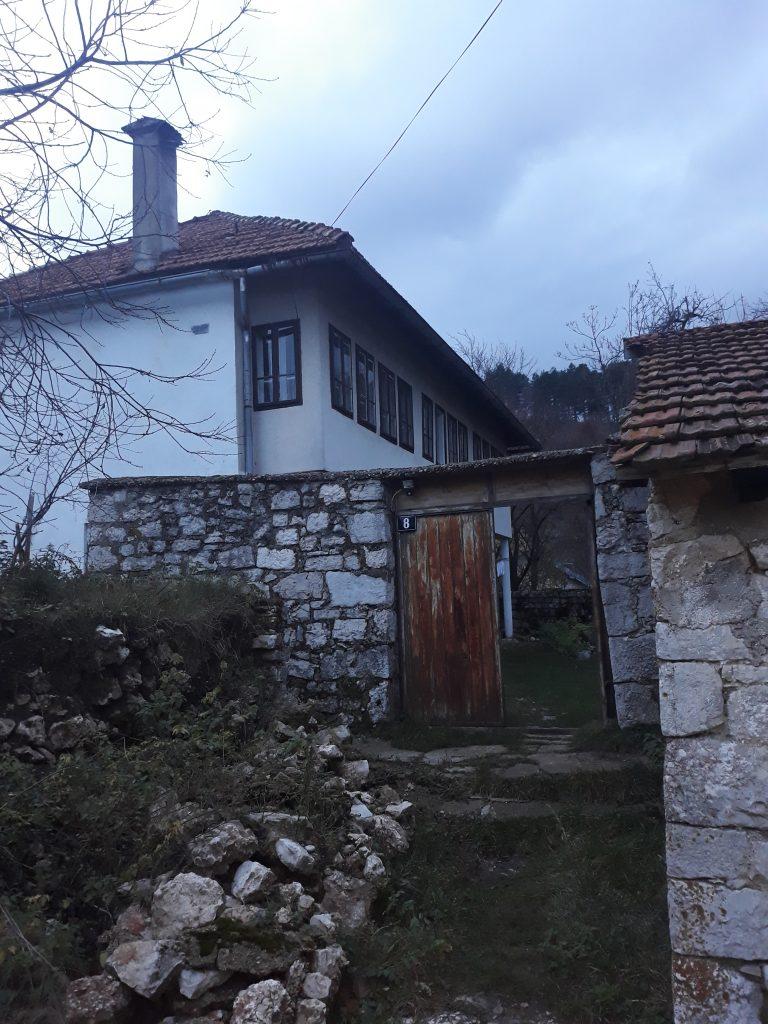 Rodna kuća Safveta-bega Bašagića, Nevesinje